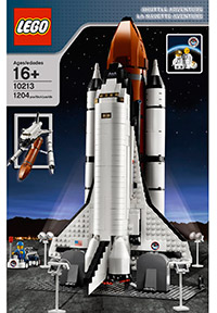 lego space shuttle orbiter - photo #29